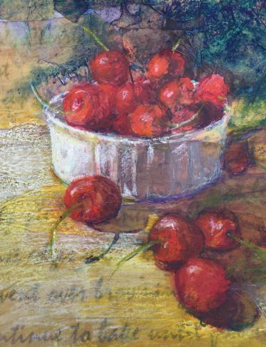 Tiny Bowl of Cherries